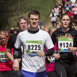 SEB 32. Tartu Jooksumaraton - Ragnar Paide (8225), Annika Suup (9124)