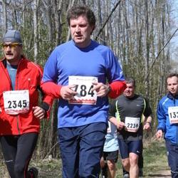 78. Suurjooks Ümber Viljandi järve - Aalo Kukk (784), Raimo Kulev (2239), Jaanus Kaur (2345)