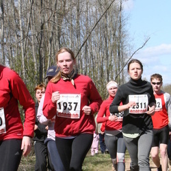 78. Suurjooks Ümber Viljandi järve - Agnes Männik (1937), Anne-Mari Anderson (2311)