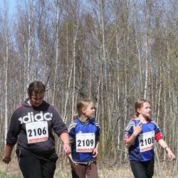 78. Suurjooks Ümber Viljandi järve - Aet Roosimägi (2106), Kristin Putnik (2108), Laura Mikk (2109)