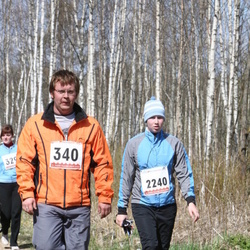 78. Suurjooks Ümber Viljandi järve - Margus Valdi (340), Andra Nõlvak (2240)