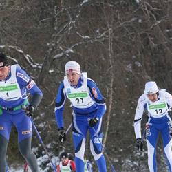 37. Tartu Maraton - Stanislav Rezac (1), Andrus Veerpalu (12), Andre Haugsboe (27)