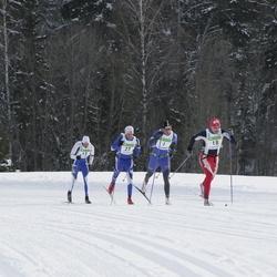 37. Tartu Maraton - Stanislav Rezac (1), Andrus Veerpalu (12), Svein-Tore Sinnes (18), Andre Haugsboe (27)