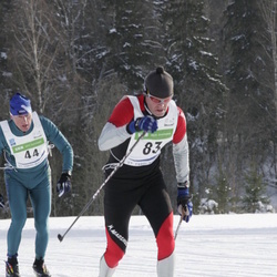 37. Tartu Maraton - Ago Veilberg (44), Olaf Mihelson (83)