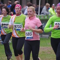 SEB 32. Tartu Jooksumaraton - Amanda Väiko (8732), Piret Trumm (9303)