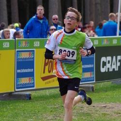 SEB 32. Tartu Jooksumaraton - Armin Angerjärv (8009)