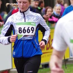 SEB 32. Tartu Jooksumaraton - Birgit Luiv (8669)