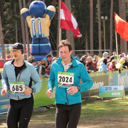 SEB 32. Tartu Jooksumaraton - Aarne Vasarik (685), Marko Kaalo (2024)