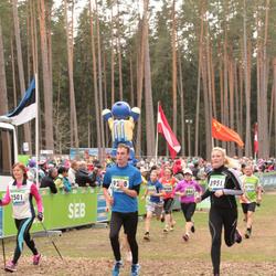 SEB 32. Tartu Jooksumaraton - Annika Aas (2501), Viivika Leppik (8951)