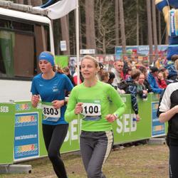 SEB 32. Tartu Jooksumaraton - Brita Sander (8303)