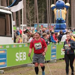 SEB 32. Tartu Jooksumaraton - Andis Beitiks (2509)