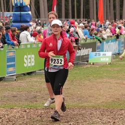 SEB 32. Tartu Jooksumaraton - Amanda Väiko (8732), Karmen Vetemäe (9232)