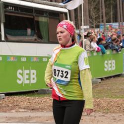 SEB 32. Tartu Jooksumaraton - Amanda Väiko (8732)