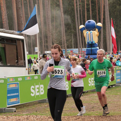SEB 32. Tartu Jooksumaraton - Annika Kartsepp (8523)