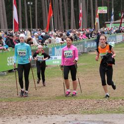 SEB 32. Tartu Jooksumaraton - Brett Hiielo (2524), Madli Uin (2731)