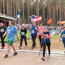 SEB 32. Tartu Jooksumaraton - Rain Mägi (2634), Annika Albert-Aksjonov (9412), Marys Piller (9741), Toomas Piller (9742), Piret Prost (9754), Aire Simson (9840)