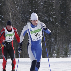 37. Tartu Maraton - Aivar Käesel (94), Erki Kull (95)