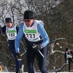 37. Tartu Maraton - Aare Kiik (180), Tiit Tatter (227)