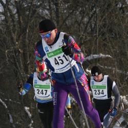 37. Tartu Maraton - Artur Maier (234), Märt Greenbaum (247), Udo Kang (451)