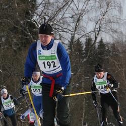 37. Tartu Maraton - Tarmo Evestus (192), Markko Abel (302), Madis Lepiksaar (504)