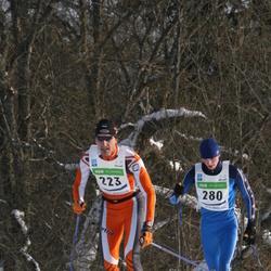 37. Tartu Maraton - Priit Salumäe (223), Alexander Lott (280)