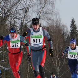 37. Tartu Maraton - Ene Aigro (193), Art Soonets (312), Heiki Talvik (511)