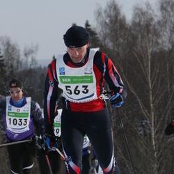 37. Tartu Maraton - Antti Koponen (563), Bruno Zenklusen (1033)