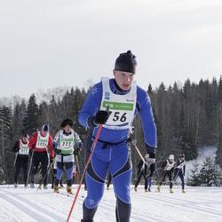 37. Tartu Maraton - Alar Lehesmets (756), Tõnu Hendrikson (777)