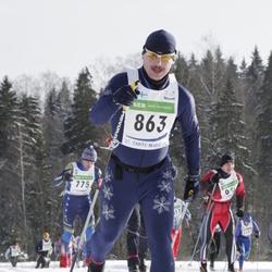 37. Tartu Maraton - Arno Kits (775), Jari Ilves (863)