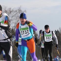 37. Tartu Maraton - Allan Harand (332), Eero Saari (2732)
