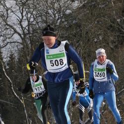 37. Tartu Maraton - Ain Inno (508), Ismo Nopanen (925), Sten Suuroja (3260)