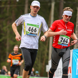 SEB 32. Tartu Jooksumaraton - Arno Bachaus (264), Timmo Kõrran (466)