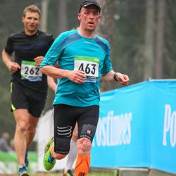SEB 32. Tartu Jooksumaraton - Aare Viitkin (262), Ingmar Vutt (463)