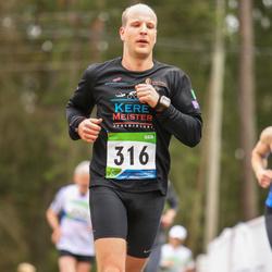 SEB 32. Tartu Jooksumaraton - Ander Raud (316)