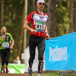 SEB 32. Tartu Jooksumaraton - Aarne Tiit (413)