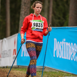 SEB 32. Tartu Jooksumaraton - Anastasia Sergeeva (9835)