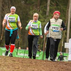 SEB 32. Tartu Jooksumaraton - Milvi Veedler (9923), Ando Raud (9962)