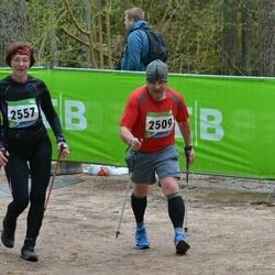 SEB 32. Tartu Jooksumaraton - Andis Beitiks (2509), Gaida Kerve (2557)