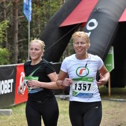 SEB 32. Tartu Jooksumaraton - Maris Aagver (825), Raili Rüütel (1357)