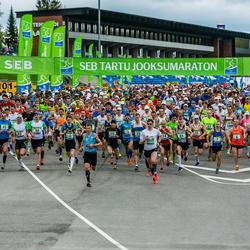 SEB 32. Tartu Jooksumaraton - Ivar Ivanov (4), Andrus Lein (6), Ralf Lipp (7), Tõnu Lillelaid (9), Urmas Peiker (15), Silver Mikk (32), Viktor Gromov (35), Hardo Reinart (86), Karel Viigipuu (88), Kauri Kõiv (92), Indrek Tobreluts (93)