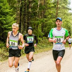 SEB 32. Tartu Jooksumaraton - Urmas Peiker (15), Hardo Reinart (86), Karel Viigipuu (88)
