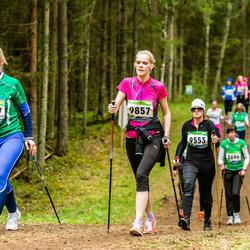 SEB 32. Tartu Jooksumaraton - Berit Kroon (9553), Annika Põlgast (9767), Grete Suurtee (9857)