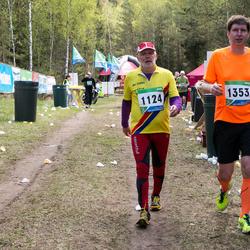 SEB 32. Tartu Jooksumaraton - Boris Goncharov (1124), Tauno Trallmann (1353)