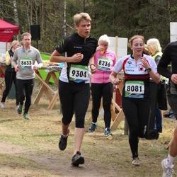 SEB 32. Tartu Jooksumaraton - Marili Zimmermann (8081), Armin Tragel (8304)