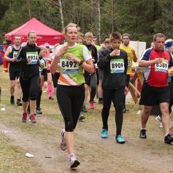 SEB 32. Tartu Jooksumaraton - Anneliis Kilk (8492), Andor Aland (8909)