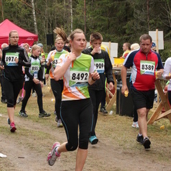 SEB 32. Tartu Jooksumaraton - Janno Kallasse (8389), Anneliis Kilk (8492)