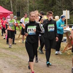 SEB 32. Tartu Jooksumaraton - Andor Aland (8909), Kaisa Arumäe (8974)