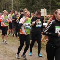 SEB 32. Tartu Jooksumaraton - Ingrid Sahk (8383), Andor Aland (8909)