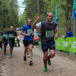 SEB 32. Tartu Jooksumaraton - Ando Sõrmus (804), Kaspar Kiisk (1141)