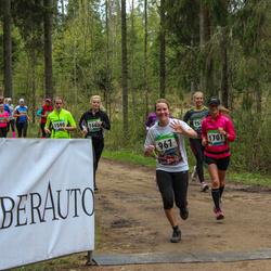 SEB 32. Tartu Jooksumaraton - Annika Altoja (967)